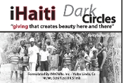 iHaiti Dark Circles - Profits Go To Haiti!