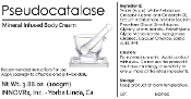 Pseudocatalase Cream 100gm (Cosmeceutical)
